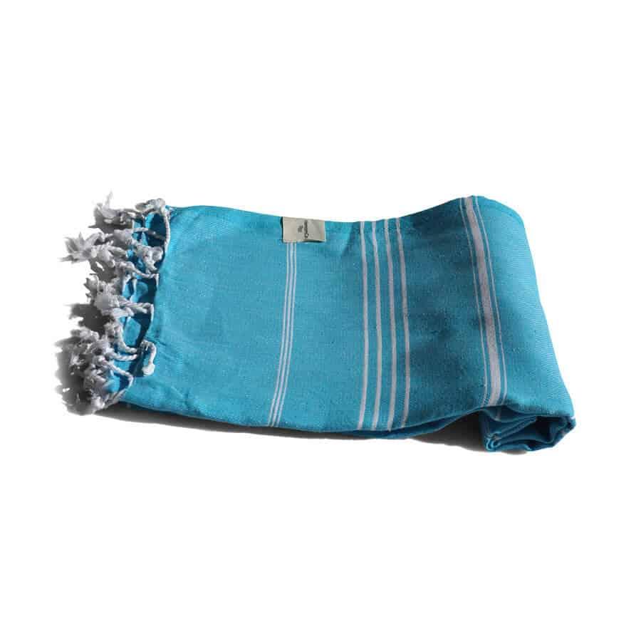 Turkos hamam-handduk