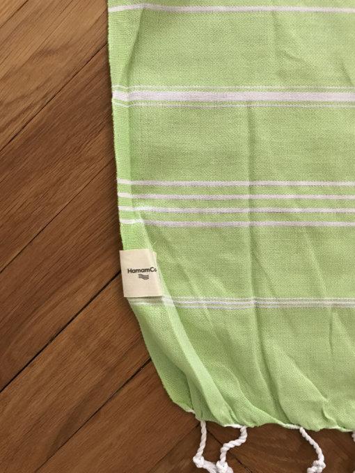 Amorgos – Pistage hamam handduk