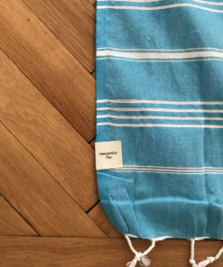 Amorgos – Turkos hamam handduk