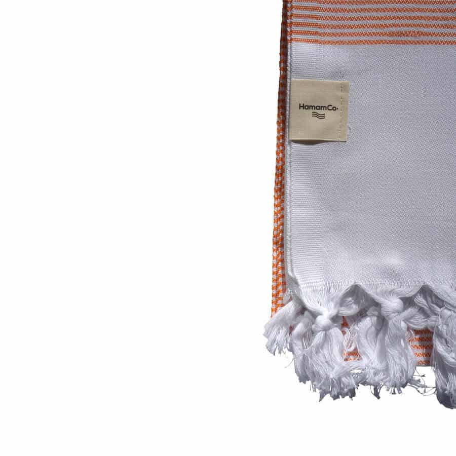 hamam-handduk orange