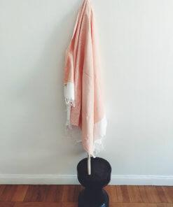 Capri – Orange hamam handduk