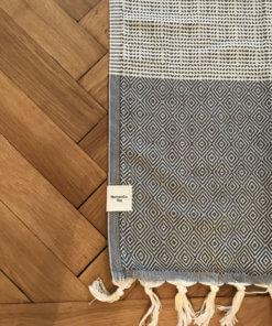 Pool – Grå hamam handduk