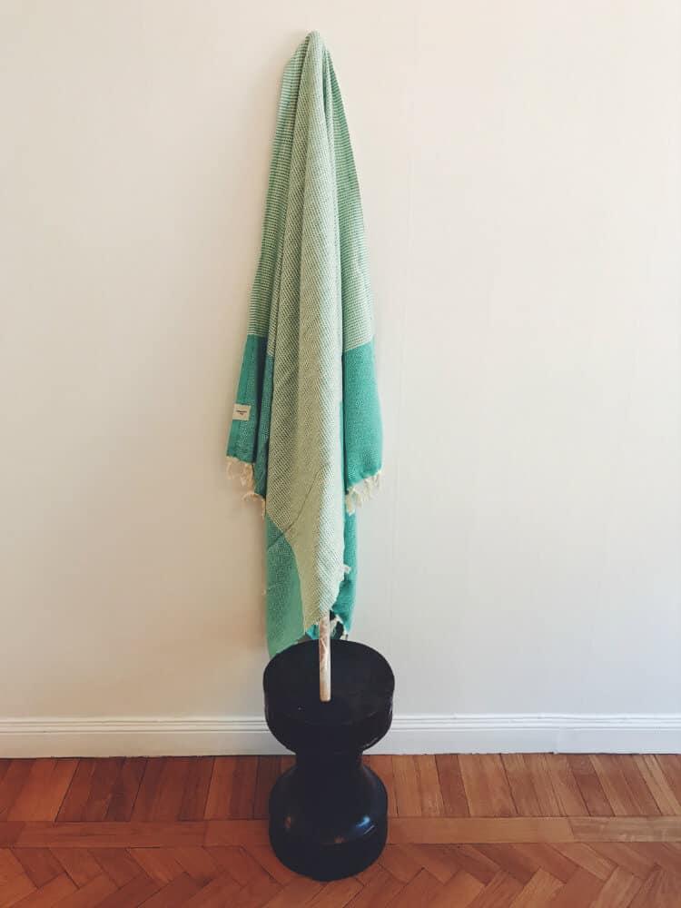 Pool – Grön hamam handduk