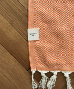 Pool – Orange hamam handduk